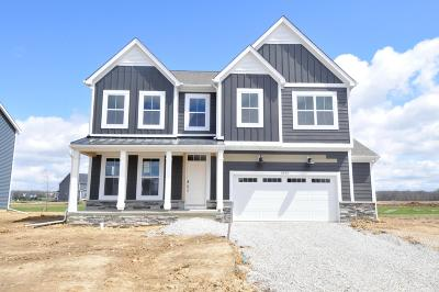 Powell Single Family Home For Sale: 5635 Meadowhaven Drive #Lot 6902