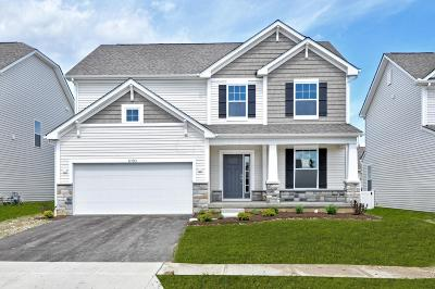 Westerville Single Family Home For Sale: 6780 Sawyers Creek Road #Lot 34