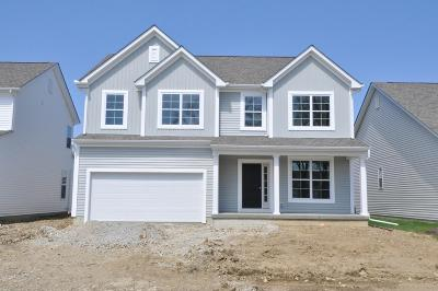Westerville Single Family Home For Sale: 6762 Sawyers Creek Road #Lot 31
