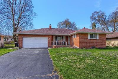 Single Family Home For Sale: 2875 Scottwood Road