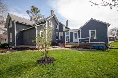 Delaware Single Family Home For Sale: 350 E Central Avenue