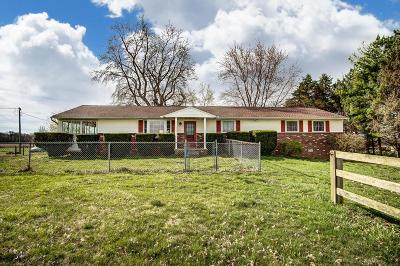 Ashville Single Family Home For Sale: 7655 State Route 752