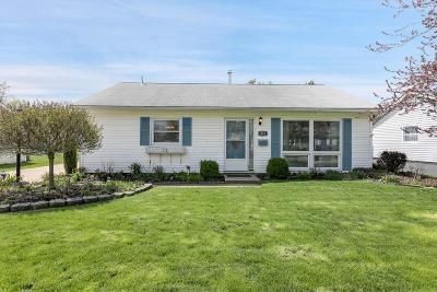Hilliard Single Family Home For Sale: 3777 Hillcrest Street W