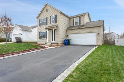 Blacklick Single Family Home For Sale: 8319 Olympus Lane