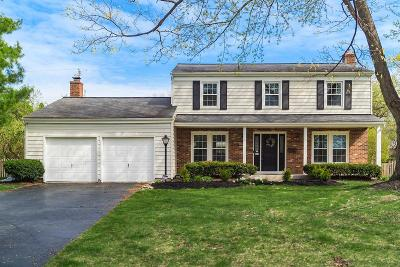 Upper Arlington Single Family Home For Sale: 2794 Folkstone Road