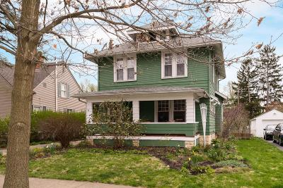Columbus Single Family Home For Sale: 61 E Beaumont Road