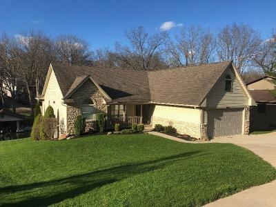 Howard OH Single Family Home For Sale: $609,900