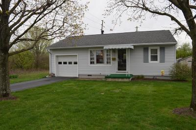 Fayette County Single Family Home For Sale: 425 Comfort Lane