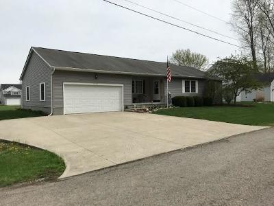 Thornville Single Family Home For Sale: 5176 Fillmore Street NE