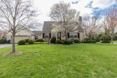Upper Arlington Single Family Home Sold: 1795 Barrington Road