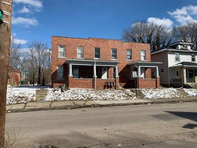 Columbus OH Multi Family Home For Sale: $99,900