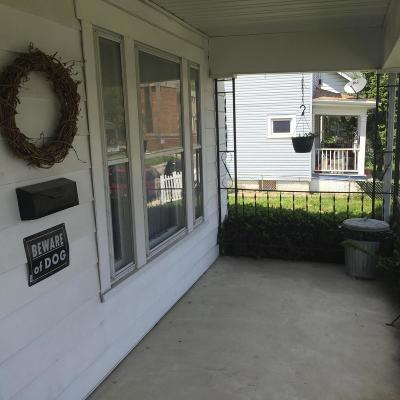 Columbus OH Single Family Home For Sale: $54,900