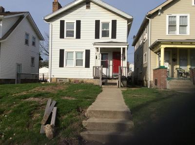 Columbus OH Multi Family Home For Sale: $84,900