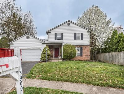 Single Family Home For Sale: 3900 Driscoll Court