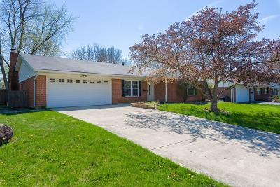 Westerville Single Family Home For Sale: 201 Brisbane Avenue