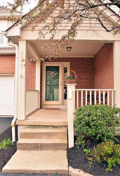 Canal Winchester Condo For Sale: 6992 Greensview Village Drive