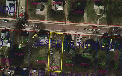 Mount Vernon Residential Lots & Land For Sale: 114 W Pleasant Street