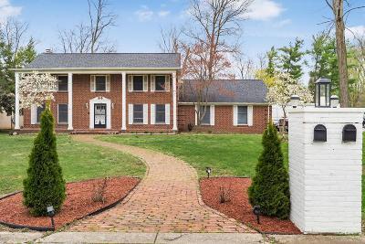 Columbus Single Family Home For Sale: 5776 Southbridge Lane
