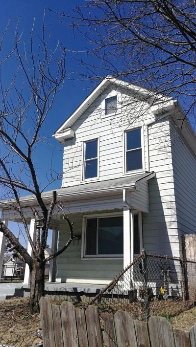 Columbus Single Family Home For Sale: 502 E Welch Avenue