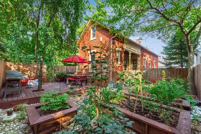 Columbus Single Family Home For Sale: 367 Berger Alley