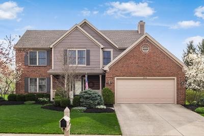 Westerville Single Family Home For Sale: 374 Scottsdale Court