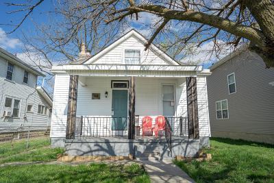 Columbus Single Family Home For Sale: 168 S Warren Avenue