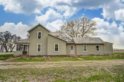 Union County Single Family Home For Sale: 26910 State Route 4