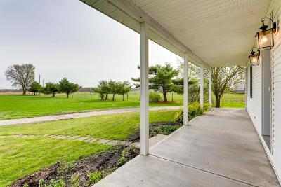 Licking County Single Family Home For Sale: 6045 Wesleyan Church Road