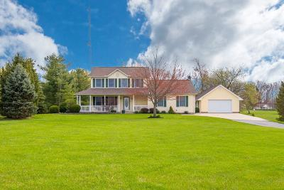 Single Family Home For Sale: 6133 Shoemaker Road