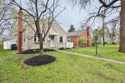 Columbus Single Family Home For Sale: 192 W Rathbone Avenue