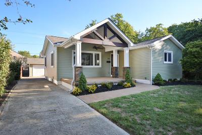 Columbus Single Family Home For Sale: 120 Orchard Lane