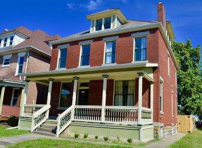 Columbus Single Family Home For Sale: 176 N 18th Street