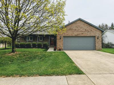 Delaware Single Family Home For Sale: 556 Buehler Drive