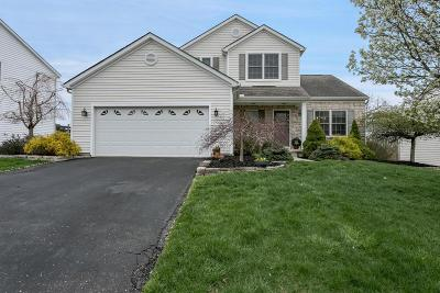Licking County Single Family Home For Sale: 2600 Pleasant Crest Court