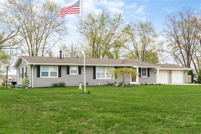 Westerville Single Family Home For Sale: 7000 Harlem Road