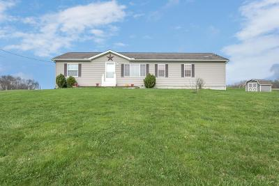 Fredericktown Single Family Home For Sale: 21395 Zolman Road