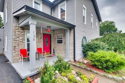 Single Family Home For Sale: 165 N 3rd Street