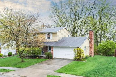 Single Family Home For Sale: 578 Presidential Way