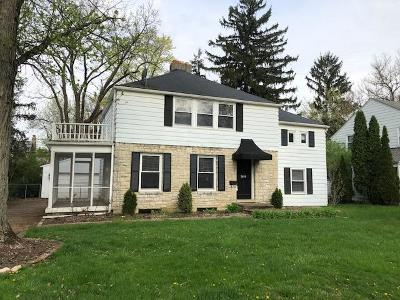 Upper Arlington Single Family Home For Sale: 2615 Northwest Boulevard