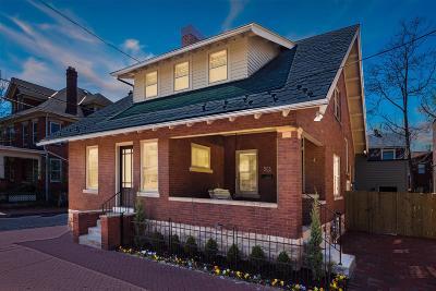 columbus Single Family Home For Sale: 503 S 3rd Street