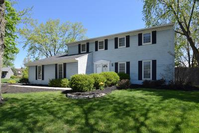Westerville Single Family Home For Sale: 174 Nicole Drive