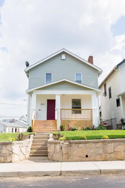 Columbus OH Single Family Home For Sale: $149,850
