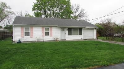 Columbus Single Family Home For Sale: 2913 Lowell Drive