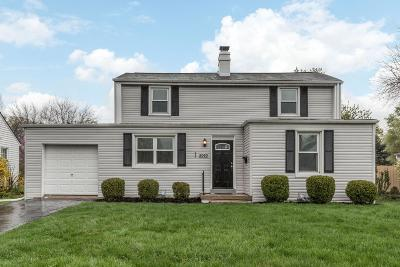 Upper Arlington Single Family Home For Sale: 2063 Inchcliff Road