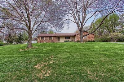 Groveport Single Family Home For Sale: 4852 Hayes Road