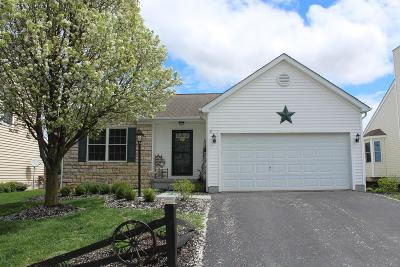 Pickerington Single Family Home For Sale: 418 Grinnell Street