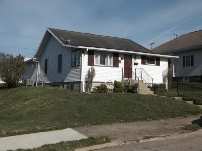 New Lexington OH Single Family Home For Sale: $99,900