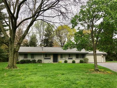 Upper Arlington Single Family Home For Sale: 1710 Fishinger Road