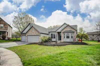 Single Family Home For Sale: 7801 Narrow Leaf Court