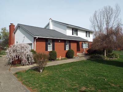 Lancaster Single Family Home For Sale: 7436 E Bowling Green Lane NW